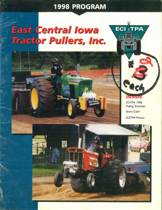 1998 ECIPA Program