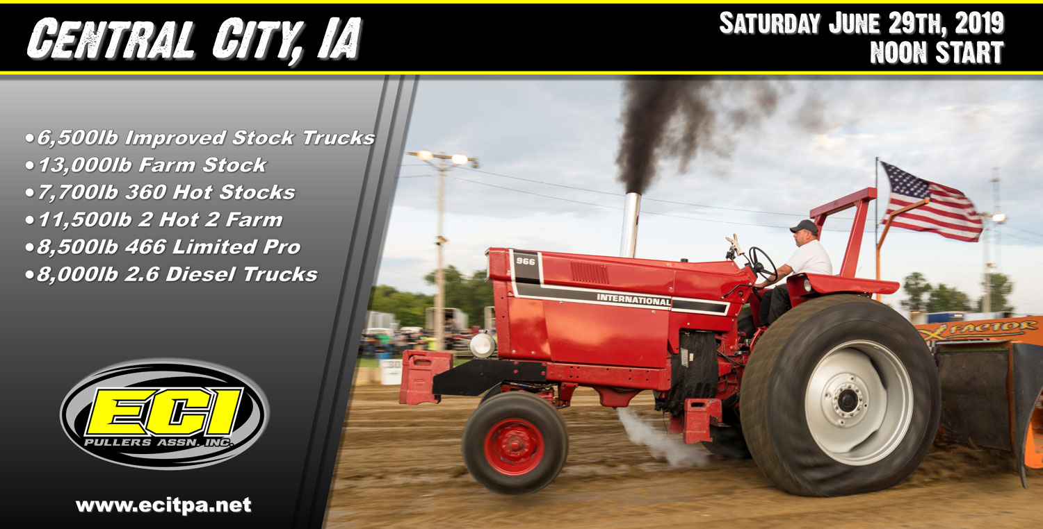 ECIPA Event 2019 Linn County Fair Noon