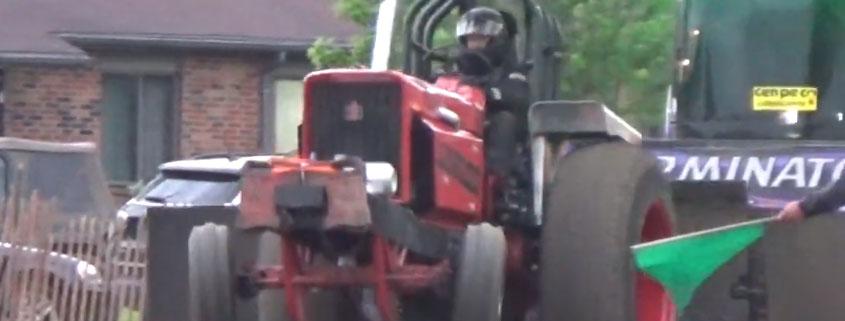 ECIPA Cuba City Tractor Pull 2019