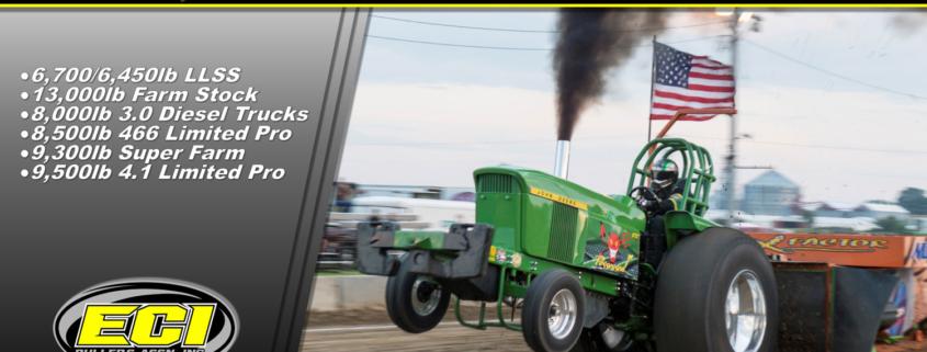 ECIPA Event: Marengo Iowa Truck & Tractor Pull