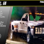 ECIPA Event: Springville Truck Tractor Pull